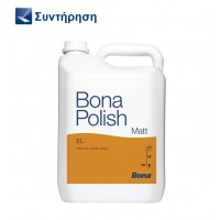 Bona Polish Matt 5Lt