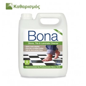 Καθαριστικό υγρό Stone, Tile & Laminate Cleaner Refill 4L