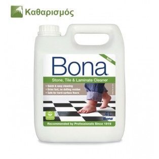 Καθαριστικό Stone, Tile & Laminate Cleaner Refill 4L